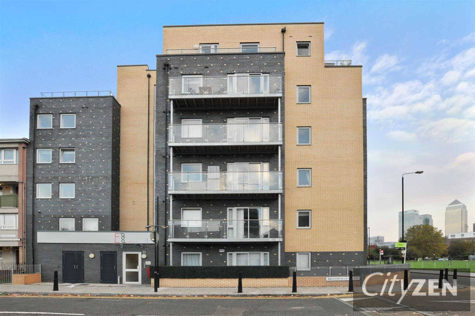 The E Pad Apartments, Broomfield Street,...